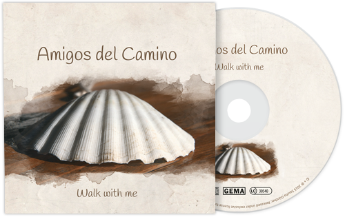 Amigos del Camino - Walk with me